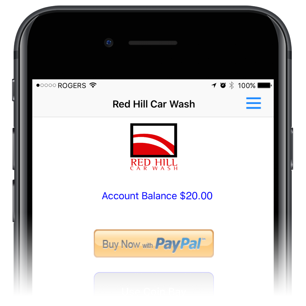 Download The Red Hill Car Wash App